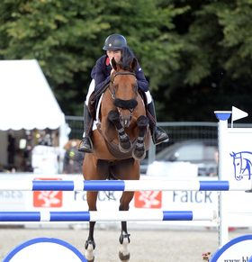 Whitaker J 2 280x291 - Jack Whitaker wins Individual Gold at the Pony European Championships