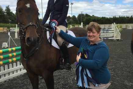Hayley Lewis Catoo Van De Platello Port Royal EC 436x291 - Lincolnshire's Hayley Lewis Books Her Place in the Dodson & Horrell 0.95m National Amateur Championship Final