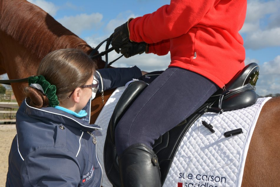 Why your saddle fit should be checked now