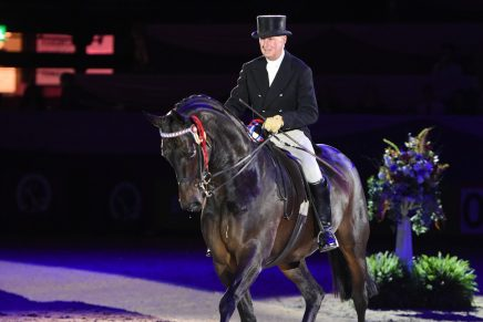 Riding Horse of the Year 436x291 - Riding Horse of the Year success makes for a 'Diamond' week for Allister Hood