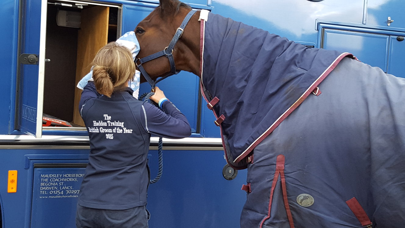 Adele Clark 1 - British Grooms Awards Nominations Close 18th November - have you entered yours?