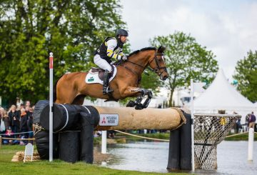 Sam Griffiths competing at Badminton 2015 360x245 - International Eventing Forum 2017 – The Next Generation