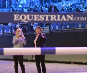 Victoria and Di providing a coursewalk masterclass 300x250 - Facebook Live Gives Grand Prix Experience