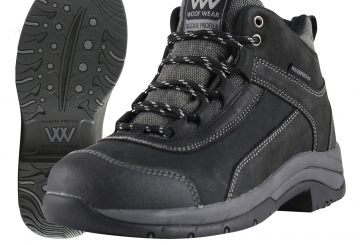 black angle sole 360x245 - Woof Wear Horizon Waterproof Riding Boots