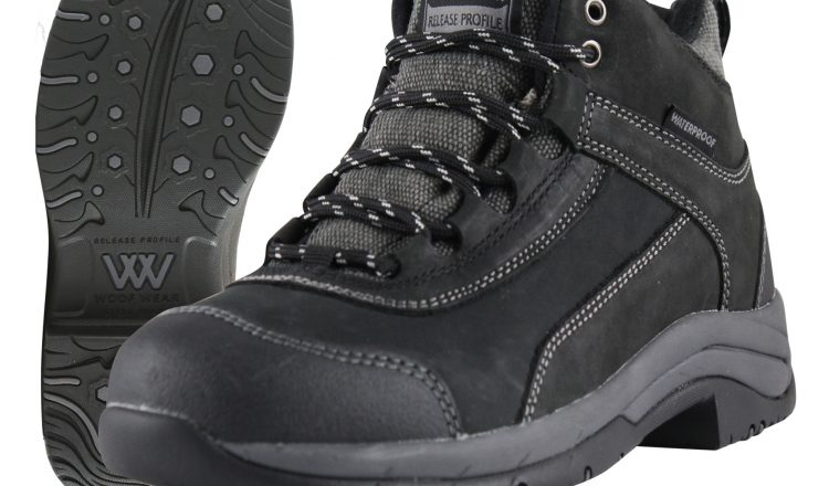 black angle sole 750x440 - Woof Wear Horizon Waterproof Riding Boots