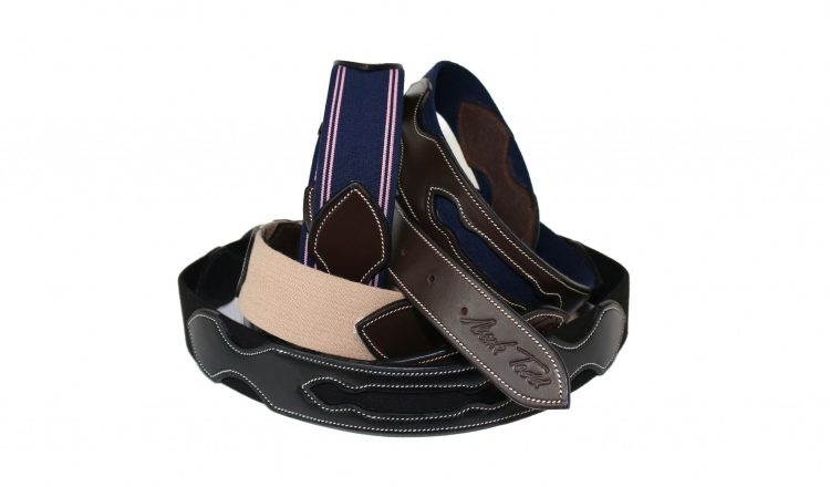 Mark Todd Elasticated Leather Belts 750x440 - Mark Todd Elasticated Leather Belt