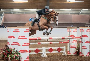 Sarah Winterbottom Katie I South View Equestrian Centre Credit Ciara Doone Rush Photography 360x245 - Derbyshire's Sarah Winterbottom Scoops SEIB Winter Novice Qualifier Win at SouthView Equestrian Centre