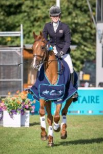 Willa Newton 201x300 - Dodson & Horrell announces support for Young Event Rider Willa Newton