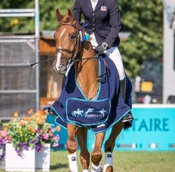Willa Newton 250x245 - Dodson & Horrell announces support for Young Event Rider Willa Newton