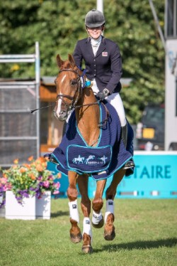 Willa Newton - Dodson & Horrell announces support for Young Event Rider Willa Newton