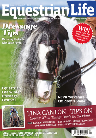 Equestrian Life Magazine Cover image