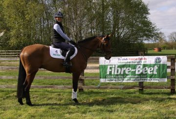 Heidi PR shot 360x245 - Fibre-Beet Sponsors World-class Event Horse Producers