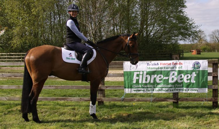 Heidi PR shot 750x440 - Fibre-Beet Sponsors World-class Event Horse Producers