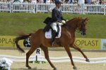 Carl Hester and Barolo at Bolesworth International 150x100 - Carl Takes Grand Prix at The Equerry Bolesworth International Horse Show