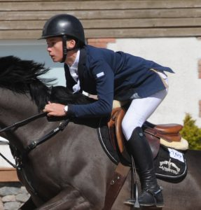 Junior Jack Whitaker 287x300 - Nottinghamshire's Jack Whitaker helps British Showjumping's Team NAF to win Junior Nations Cup in Wierden