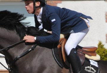 Junior Jack Whitaker 360x245 - Nottinghamshire's Jack Whitaker helps British Showjumping's Team NAF to win Junior Nations Cup in Wierden