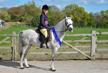 Megan Taylor Aberogwen Timothy SMR Photos 360x245 - A real chance to go to HOYS