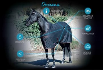 Orscana main 360x245 - Introducing the Orscana - the first equine health monitor