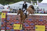 Trevor Breen and Lord Luidam 150x100 - Trevor Breen Heads Bolesworth International Puissance