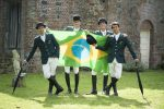 Brazil 150x100 - Showjumpers take tea with 'The Queen' at Hickstead