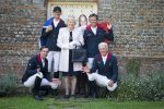 France 150x100 - Showjumpers take tea with 'The Queen' at Hickstead