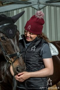Training Gilet Copy 201x300 - Young Entrepreneur launches Equestrian Performance Brand