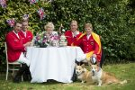 german 150x100 - Showjumpers take tea with 'The Queen' at Hickstead