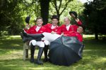 swiss 150x100 - Showjumpers take tea with 'The Queen' at Hickstead
