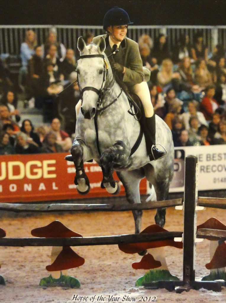 Trade Stands Hoys 2015 : Miss england set to raise the horse of the year show audience in the