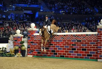 Puissance1 360x245 - World's Leading Show Jumpers Head to Liverpool International Horse Show