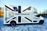 3.5t Horsebox to Hire 150x100 - Passion, Quality And Pride - Dawn Rood Ltd Launch Their Lorry Hire Business
