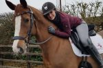 Natasha on Diva 150x100 - Natasha Baker finds horse of her dreams after year long search