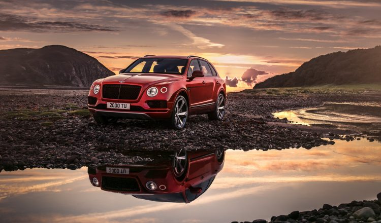 Bentayga V8 4 750x440 - Exciting New Bentley Ride and Drive Competition at The Equerry Bolesworth International Horse Show