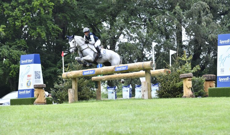 Caroline Powell tackles the Speedi Beet Double Feat at Bramham 750x440 - British Horse Feeds New Sponsor of Bramham International Under 25 Title