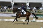 Charlotte Dujardin in action at Bolesworth International 150x100 - Bolesworth International Hosts Prestigious Dressage Championship Viewing Trials