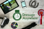 What is online dressage with logo FB 150x100 - New BD Associated Championships announced for 2018!