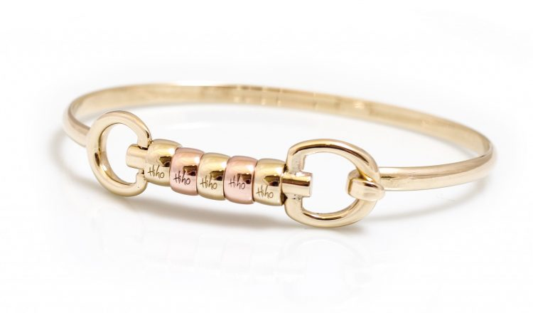 hi ho 2 750x440 - New solid gold bracelets launch at Cheltenham for Hiho Silver