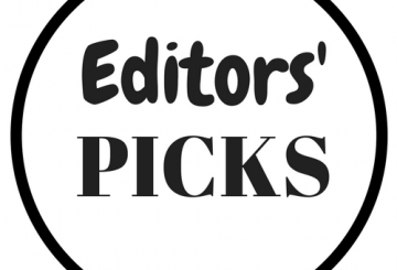 Editors 1 360x245 - The Editors Picks This Week