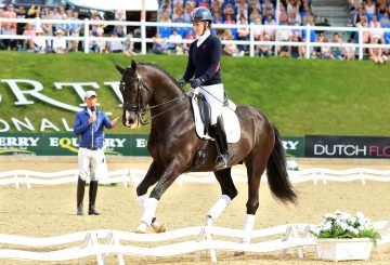 Charlotte Dujardin on Uthopia Carl Hester Demo 360x245 - Bolesworth International - Top 10 Moments!
