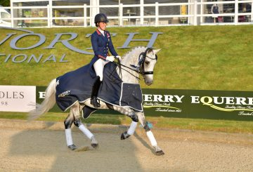 1 AA3 3513 360x245 - Dujardin Sets The Tone at Bolesworth International