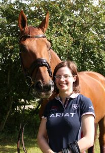 Issi and Bridle 3 207x300 - Mastering Beautiful Bridles