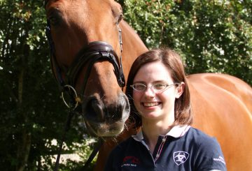 Issi and Bridle 3 360x245 - Mastering Beautiful Bridles