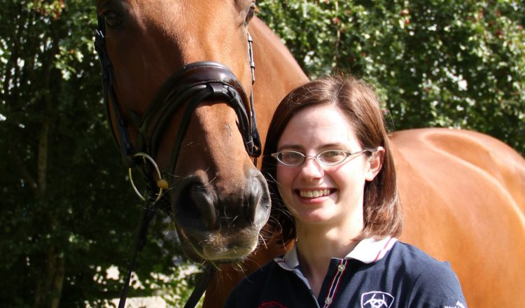 Issi and Bridle 3 750x440 - Mastering Beautiful Bridles