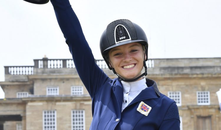 KingE Bram18kh 0137 1 750x440 - Crowning Glory for Emily King in British Horse Feeds u25 National Championship