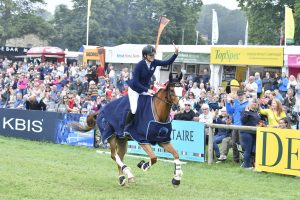 KingE Bram18kh 0167 300x200 - Crowning Glory for Emily King in British Horse Feeds u25 National Championship