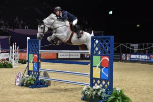 Michael Whitaker and VALMY DE LA LAND c 1st Class Images 300x200 - ENTRIES now open for Horse of the Year Show