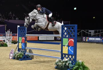 Michael Whitaker and VALMY DE LA LAND c 1st Class Images 360x245 - ENTRIES now open for Horse of the Year Show