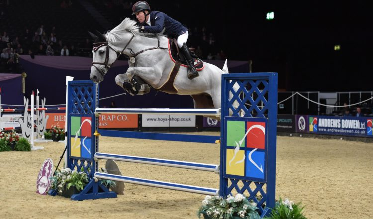 Michael Whitaker and VALMY DE LA LAND c 1st Class Images 750x440 - ENTRIES now open for Horse of the Year Show