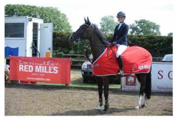 fb 2 360x245 - Leicestershire's Nicola Barry takes victory in the Connolly's RED MILLS Senior Newcomers Second Round at SouthView Competition and Training Centre