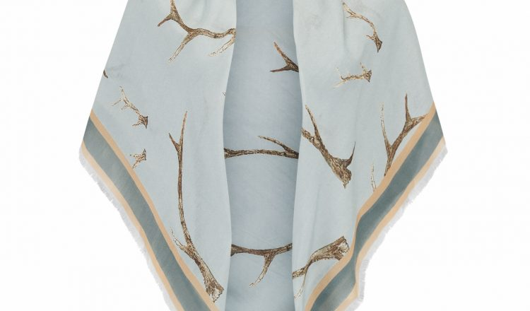EVEMY SCARF 750x440 - Evemy & Evemy launches new silk shawl collection